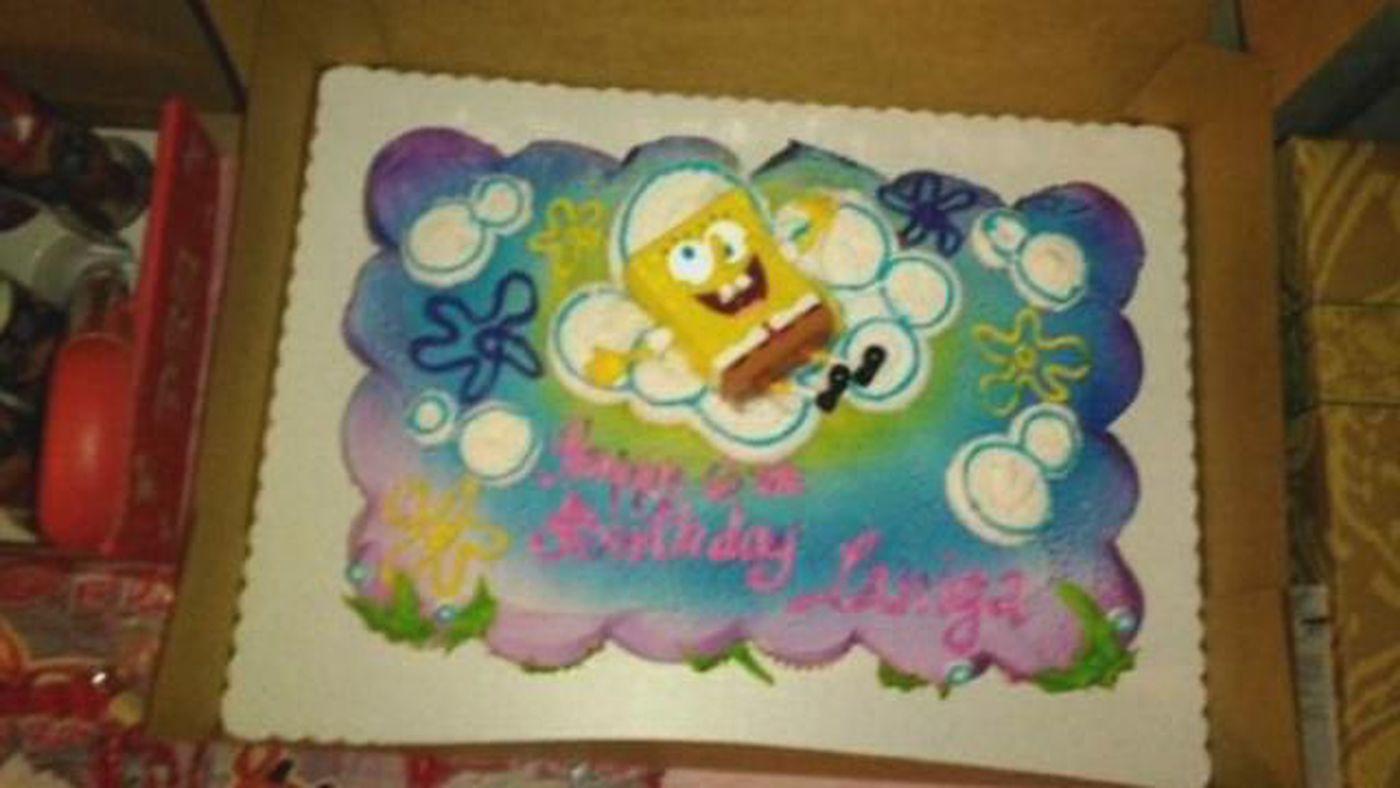 Bakery Racial Slur On Cake A Mistake