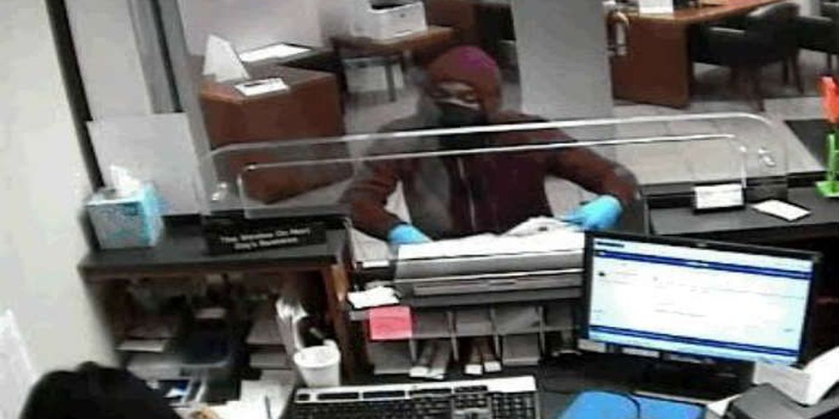 Two men in hoodies rob US Bank