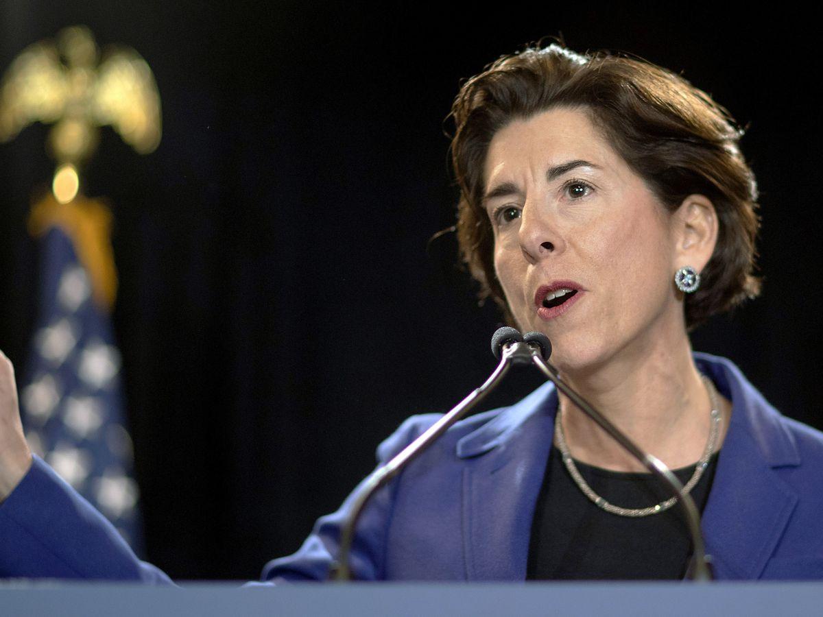Senate confirms Raimondo as Biden commerce secretary