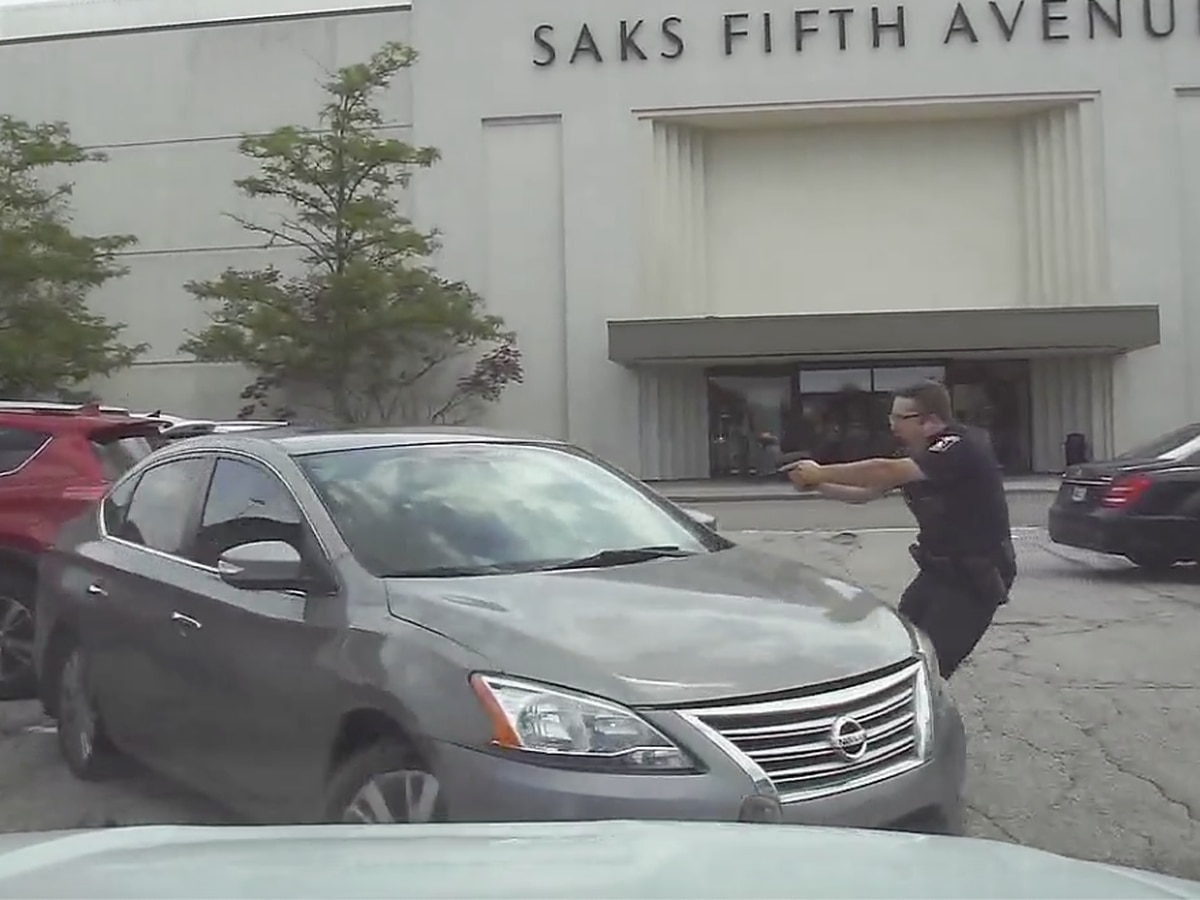 Beachwood officer's attorney defends shooting of shoplifting suspect in mall parking lot