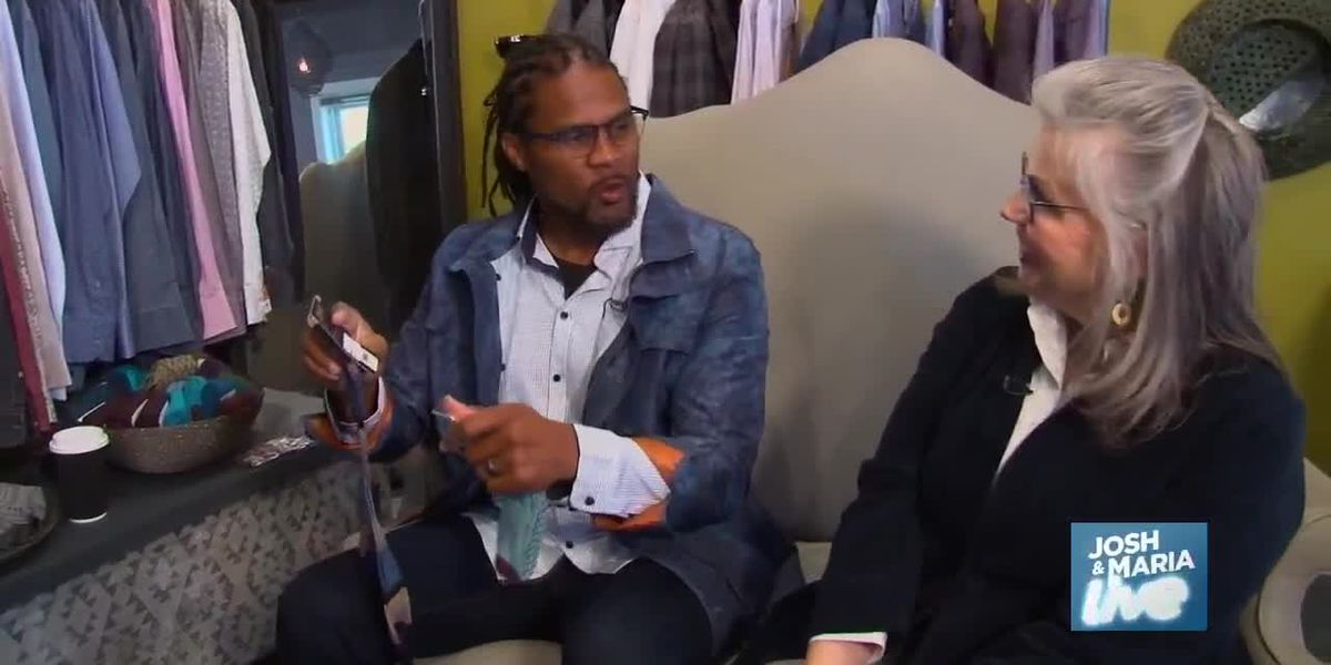Easy fall fashion looks for men: Josh Cribbs has tips from Juma on this season's trends