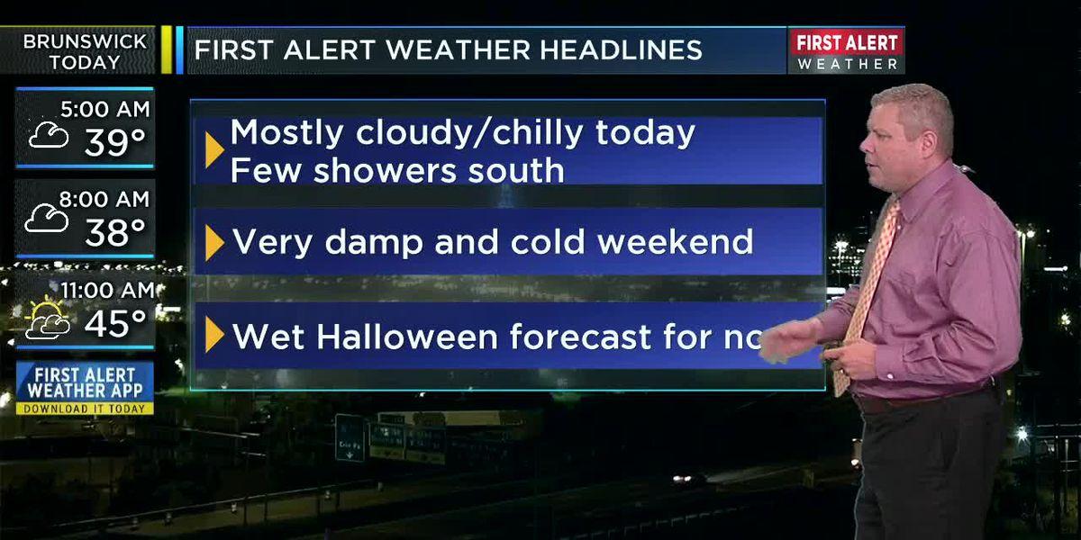 Northeast Ohio weather: Wet weather arrives tonight