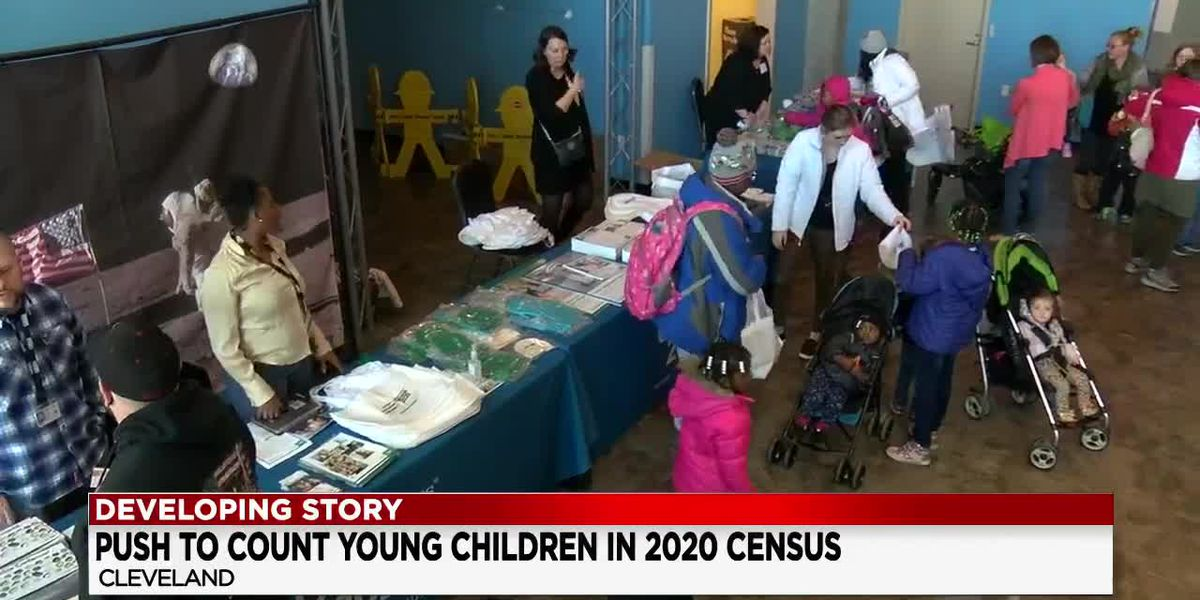 U.S. Census hosts reminder to include all children on census count