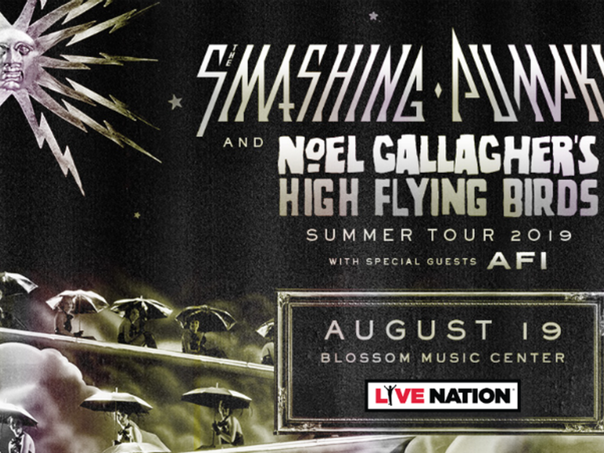 The Smashing Pumpkins Ticket Giveaway