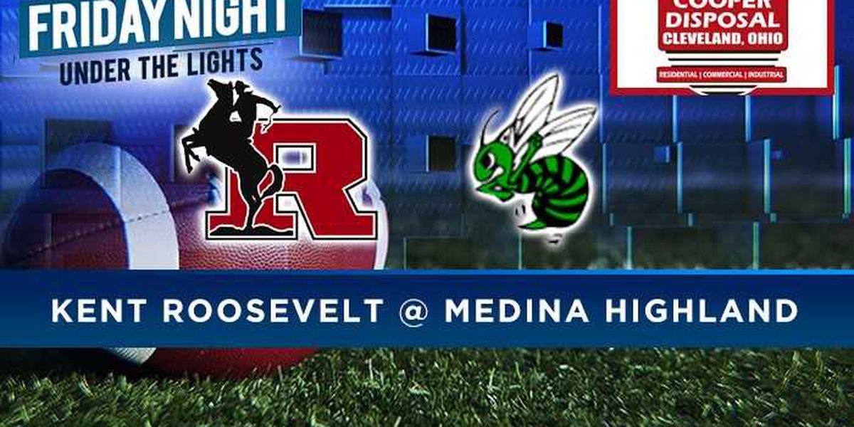 Game of the Week: Kent Roosevelt vs. Medina Highland