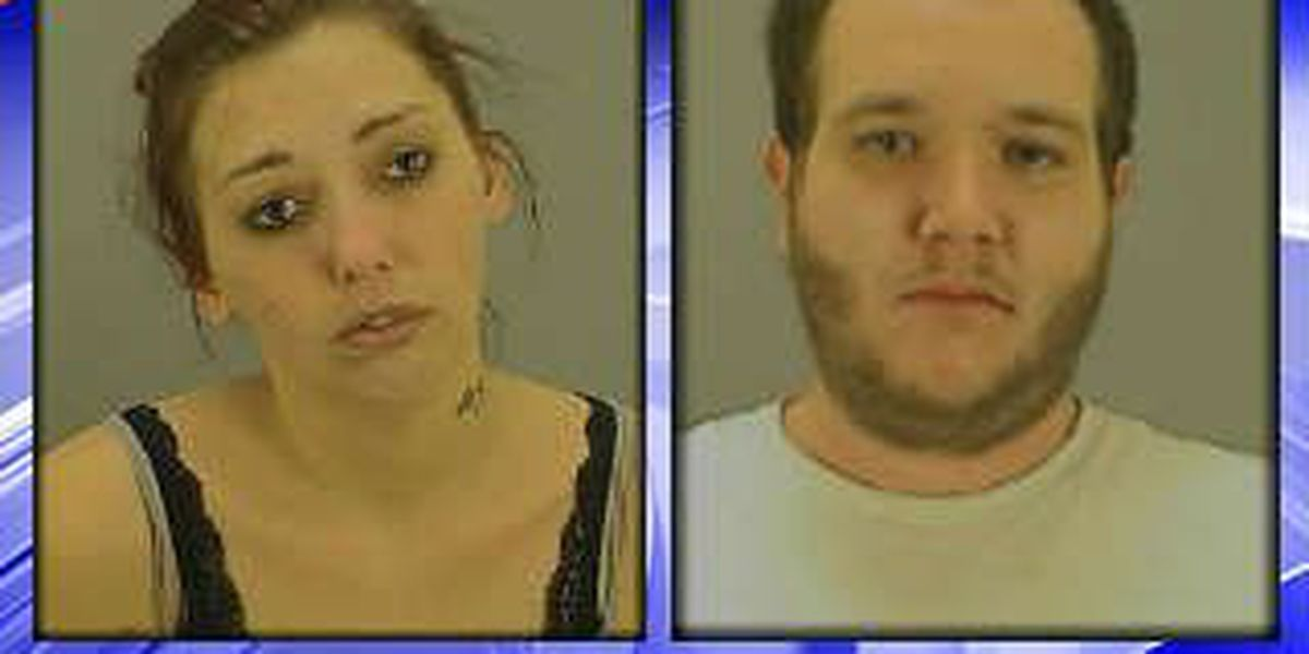 Couple found passed out in car with toddler