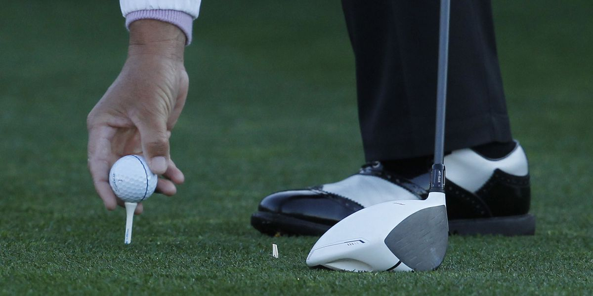 Hit the links! Study finds golf may lower death risk