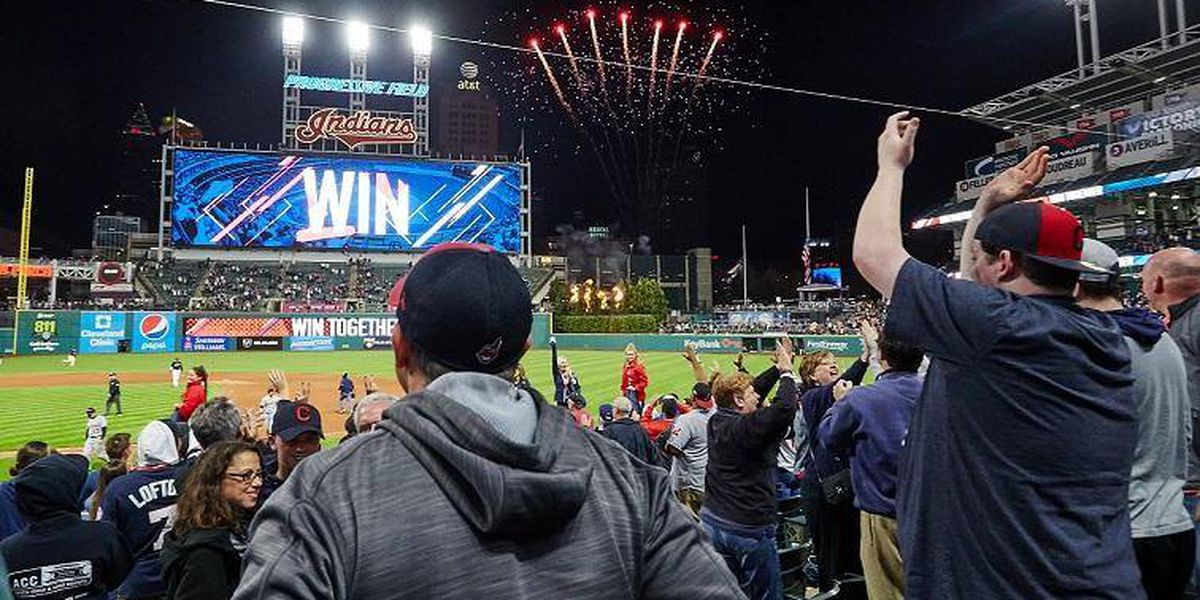 Home sweet home: Indians return to Cleveland for final regular season games