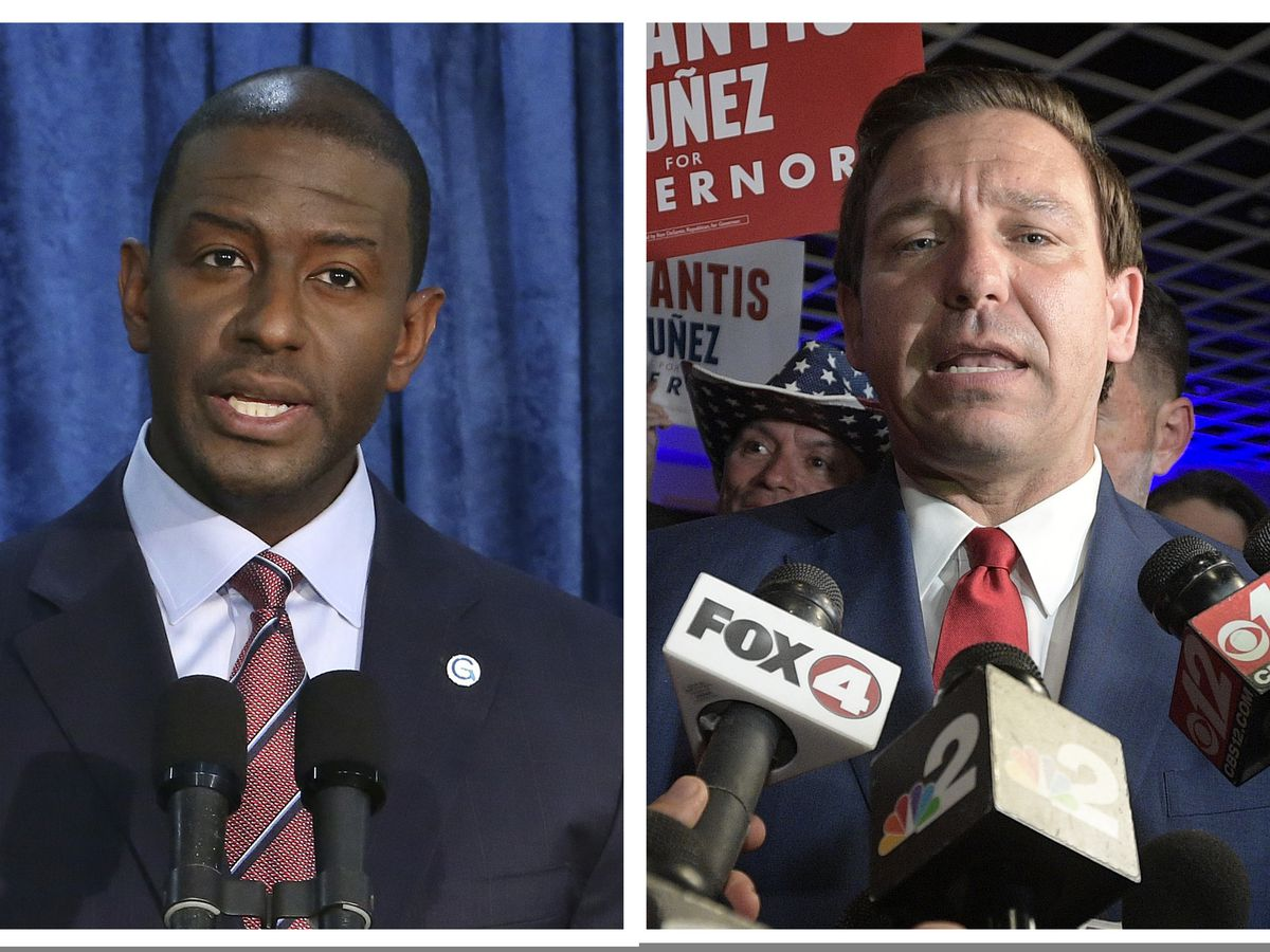 As Florida recount wraps up, Democrat Gillum concedes