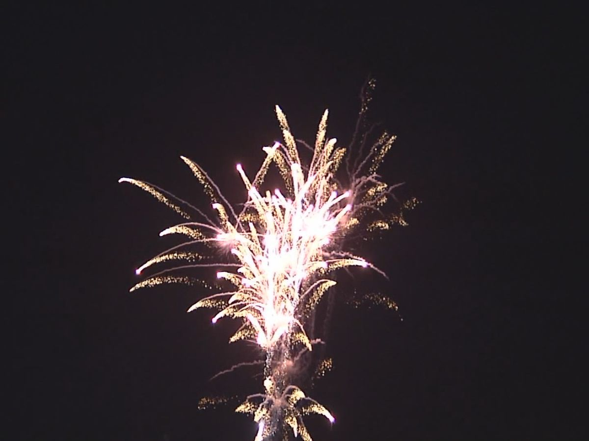 You need a ticket for the North Ridgeville Fourth of July fireworks display