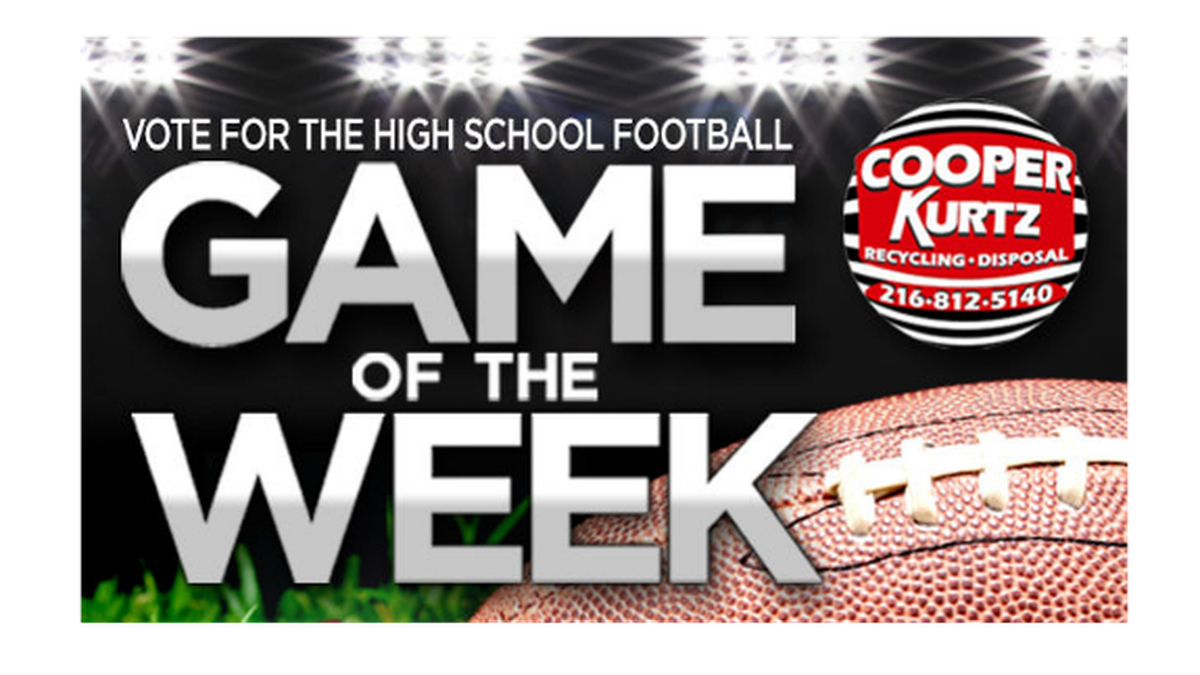 Vote now for high school football's Game of the Week