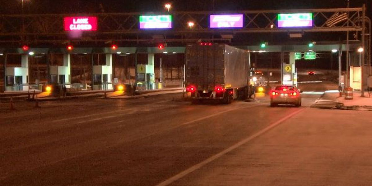 Travel Alert: Turnpike issues ban on certain vehicles in anticipation of winter storm