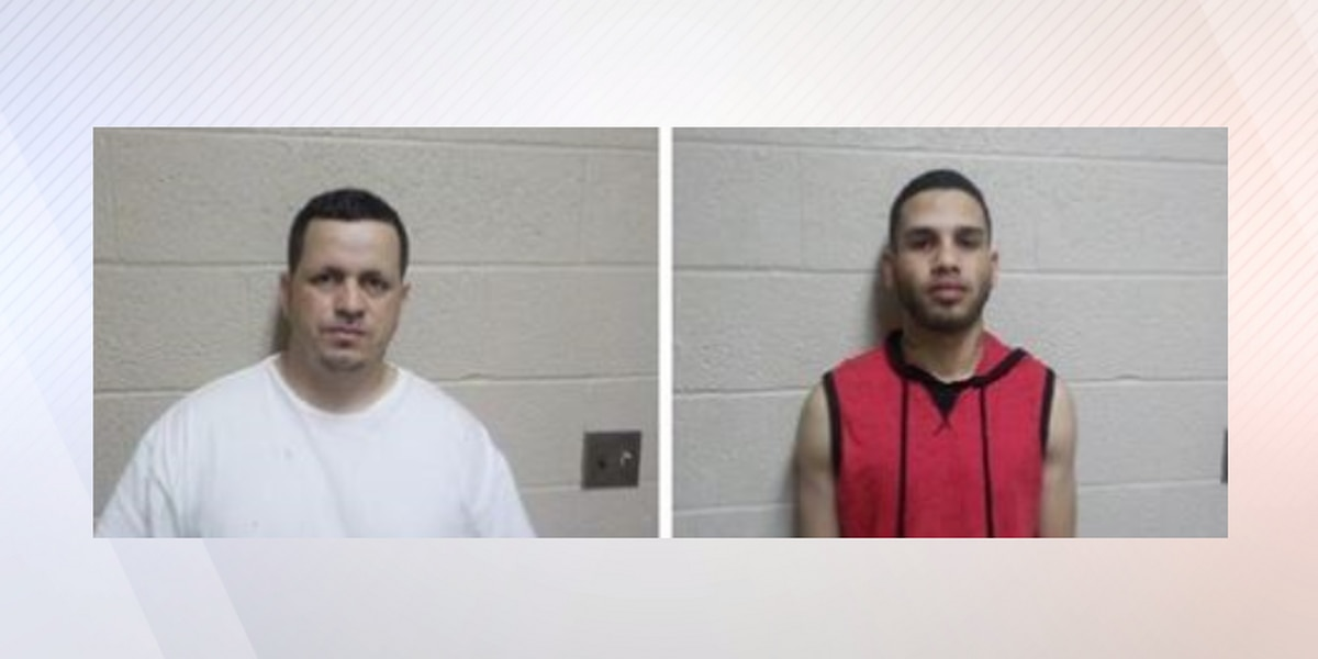 Berea Police arrest 2 men accused of stealing $500 worth of cologne