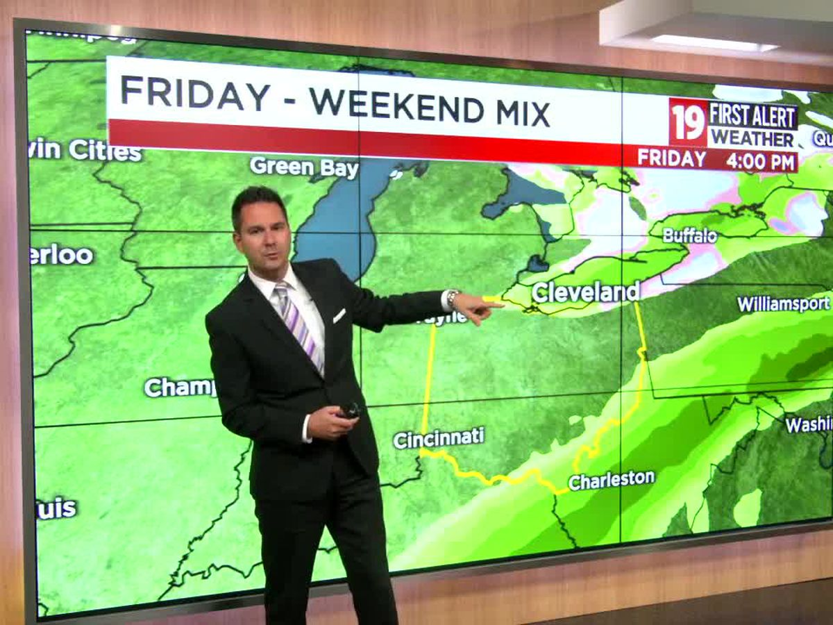 Northeast Ohio weather: Some melting in the forecast for Thursday as temperatures warm into the 40s