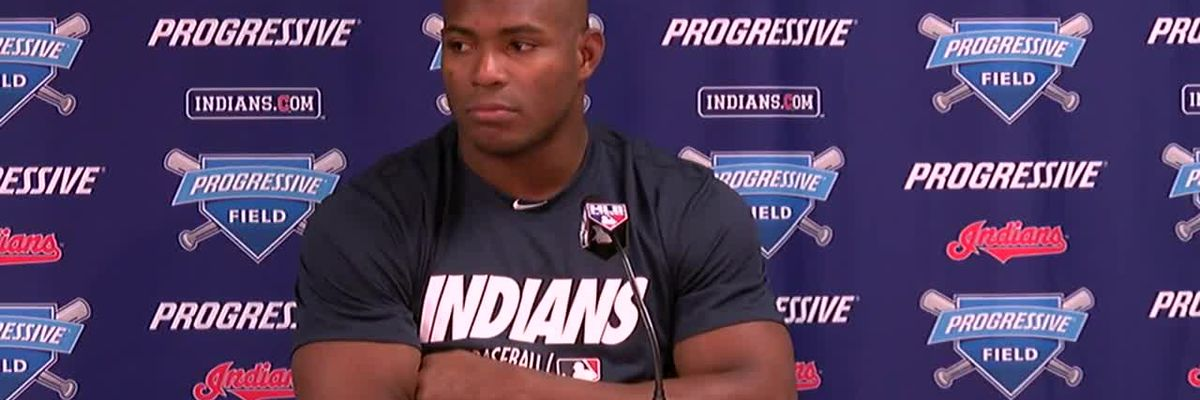 Yasiel Puig reacts to his 3-game suspension for brawl
