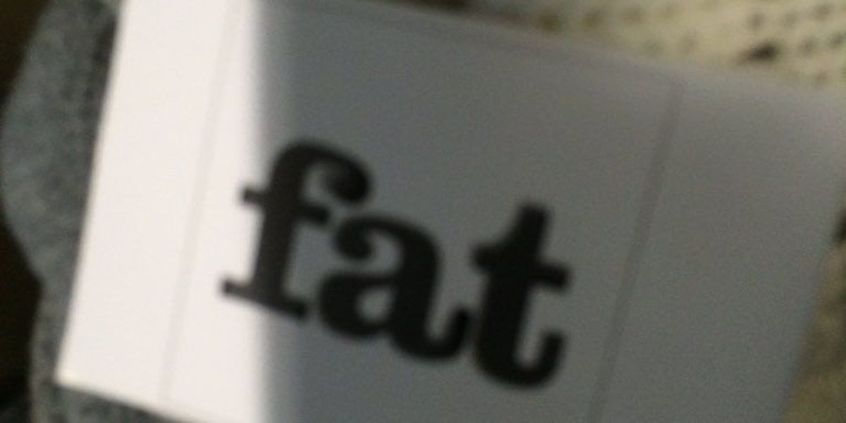 Woman called fat, handed body shaming card