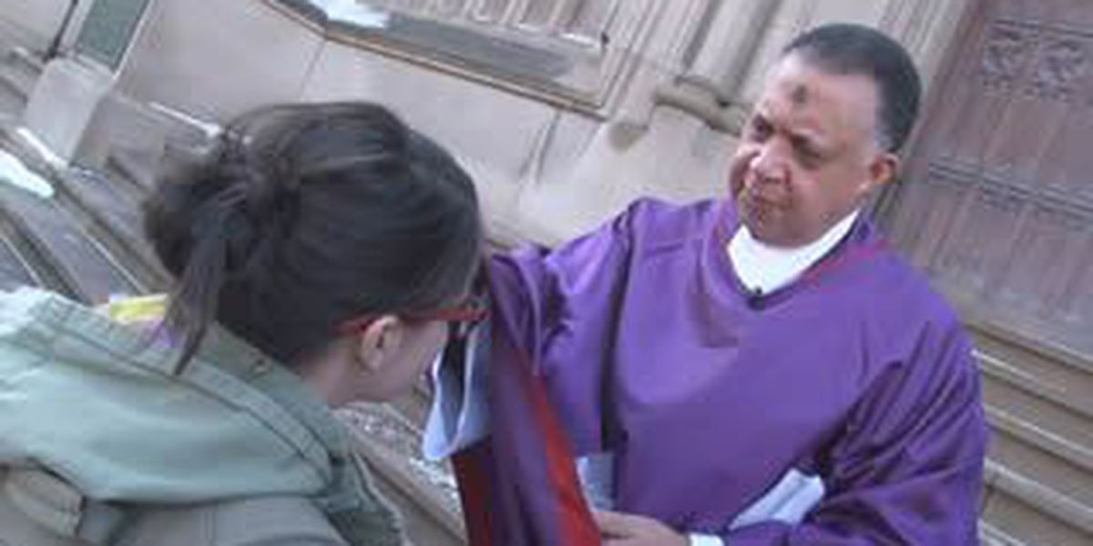 Ash Wednesday marks beginning of Lenten season
