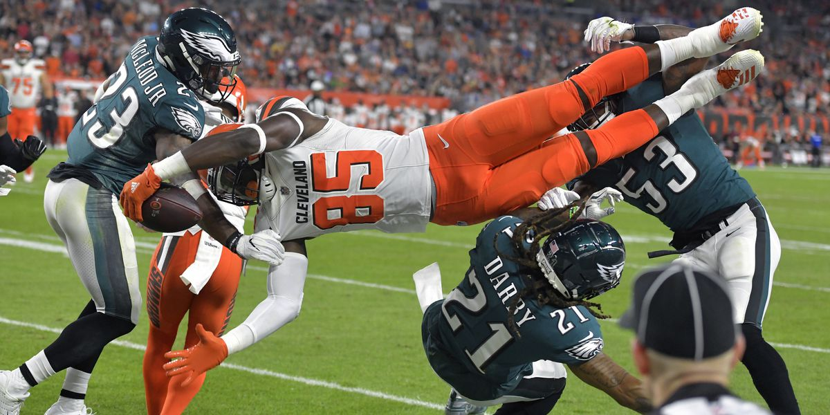 Browns place David Njoku on Injured Reserve