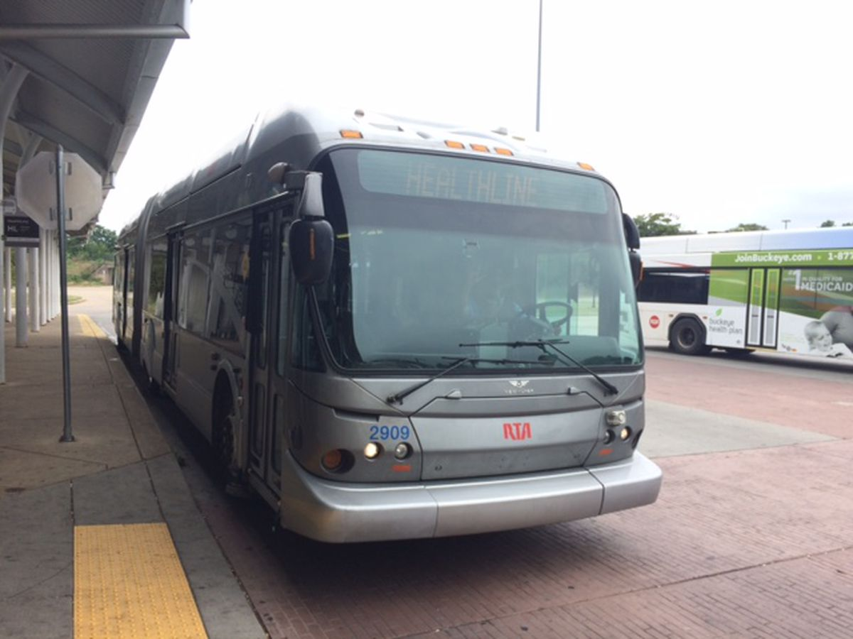Cleveland Rta Launches Free Wi Fi For Select Bus Lines