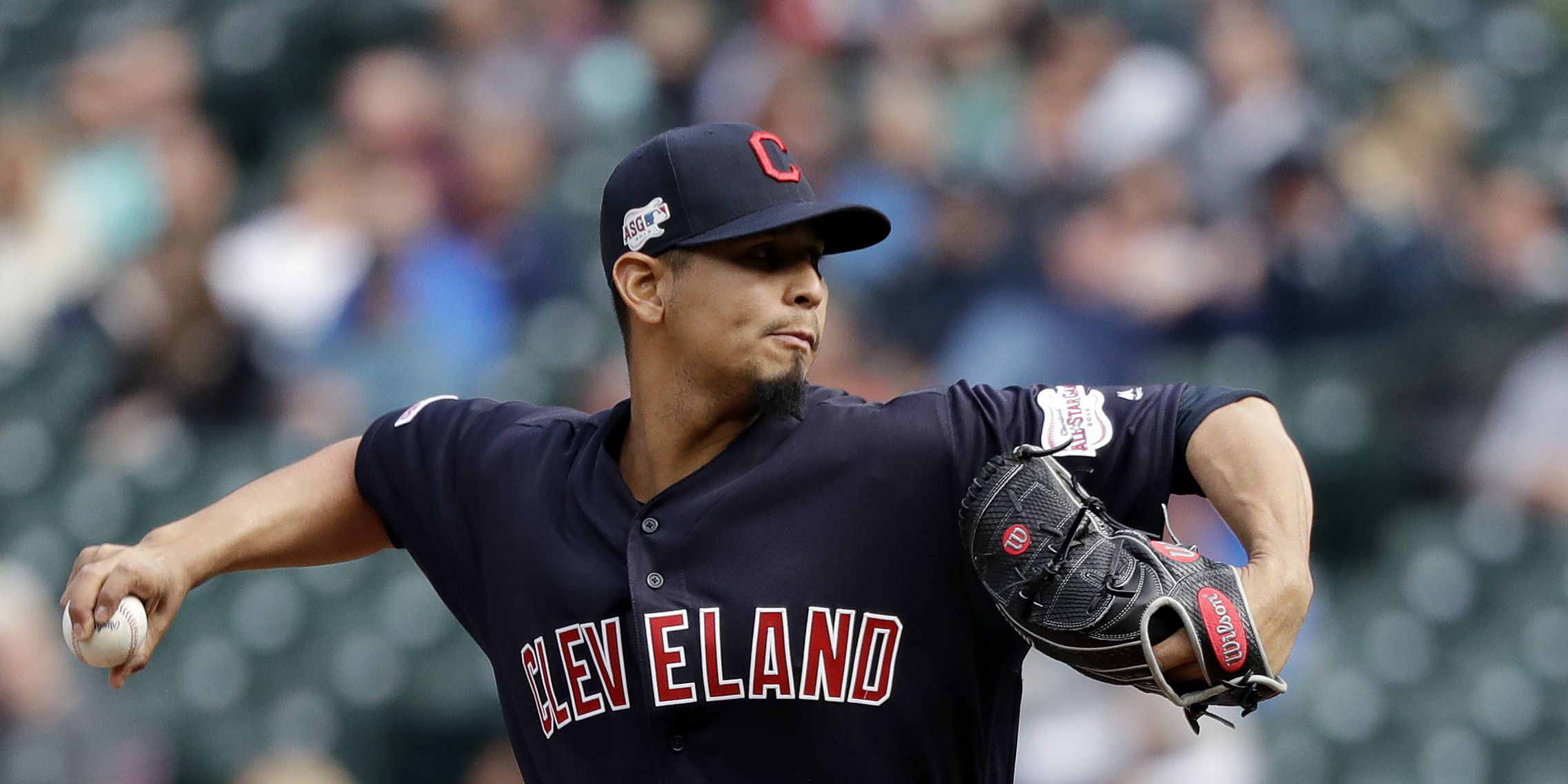 Cleveland rallies behind Indians pitcher Carlos Carrasco after announcing his leukemia diagnosis