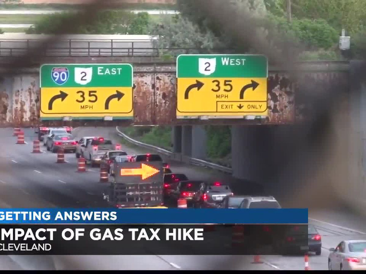 ODOT: If gas tax passage fails, 'Dead Man's Curve' project will stall out