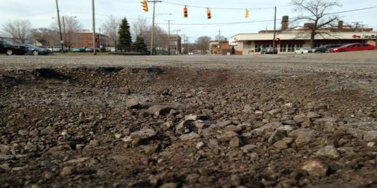 Cleveland continues to repair potholes, city releases list of streets being worked on