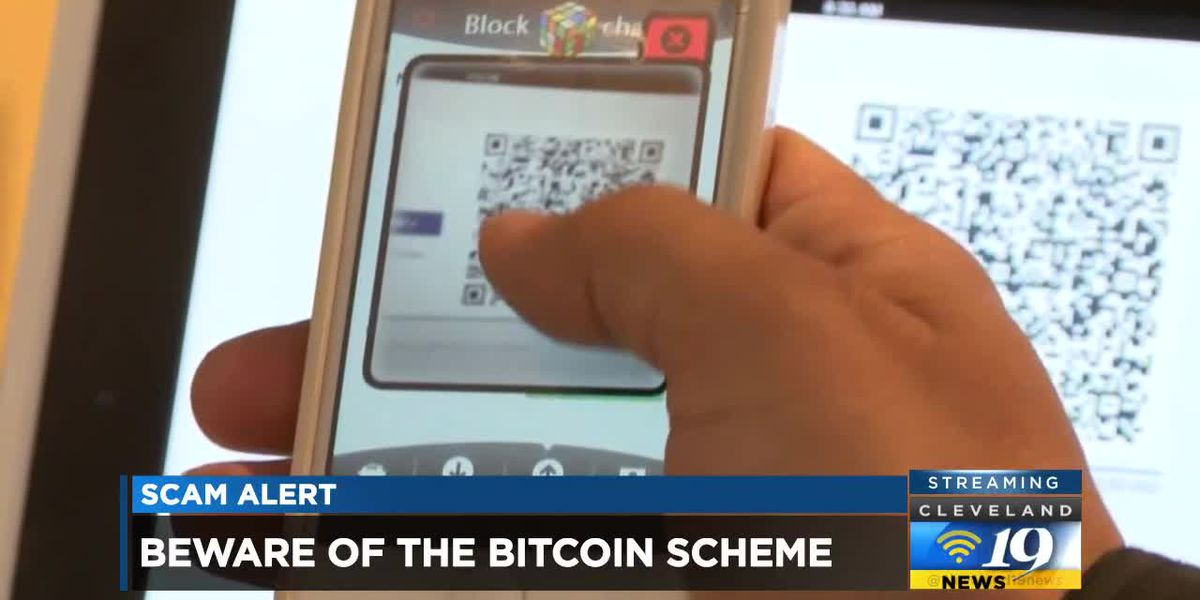 Cleveland woman avoids scam before paying utility bill at Bitcoin kiosk