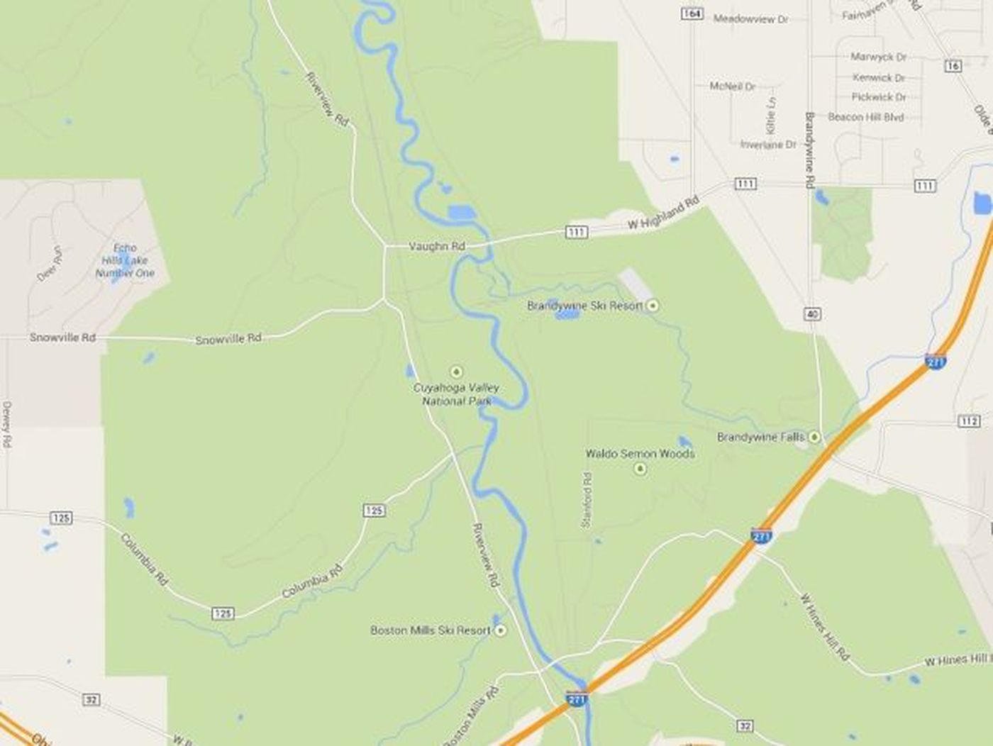 Body found in Cuyahoga Valley National Park ID\'d as missing ...