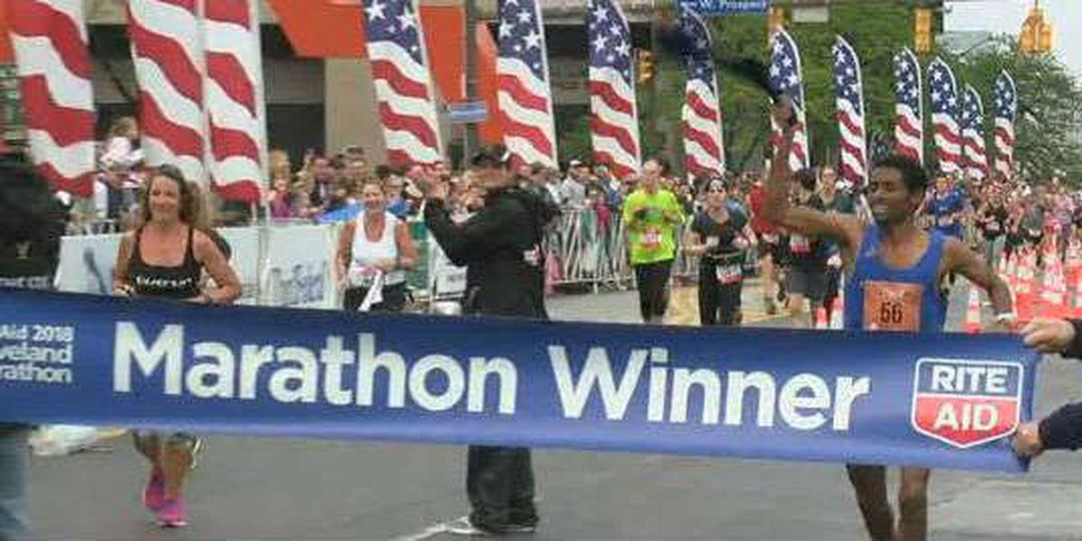 Cleveland Marathon controversial finish, explained (decision expected soon on winner)