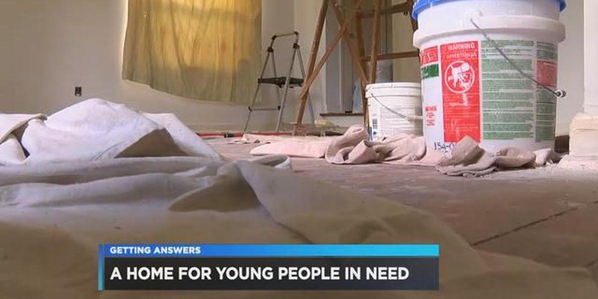 Foster Care activist finally gets dream home