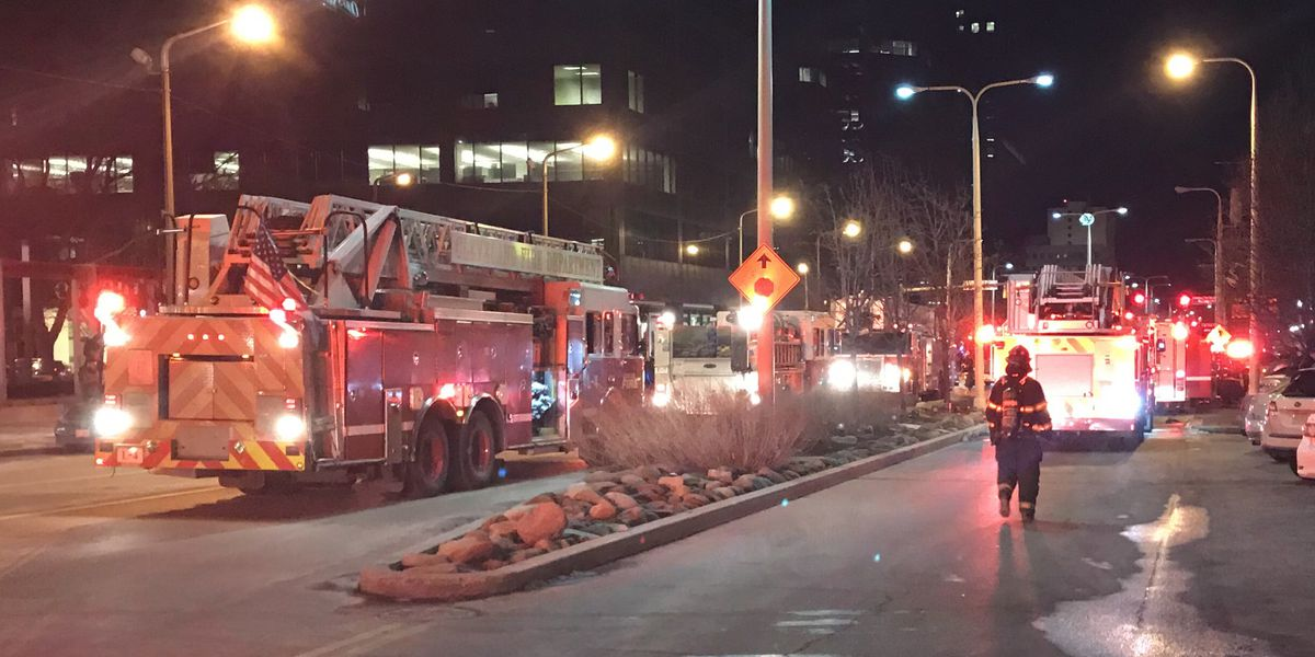 UPDATE: Fire stamped out at Reserve Square in downtown Cleveland; East 12th shut down