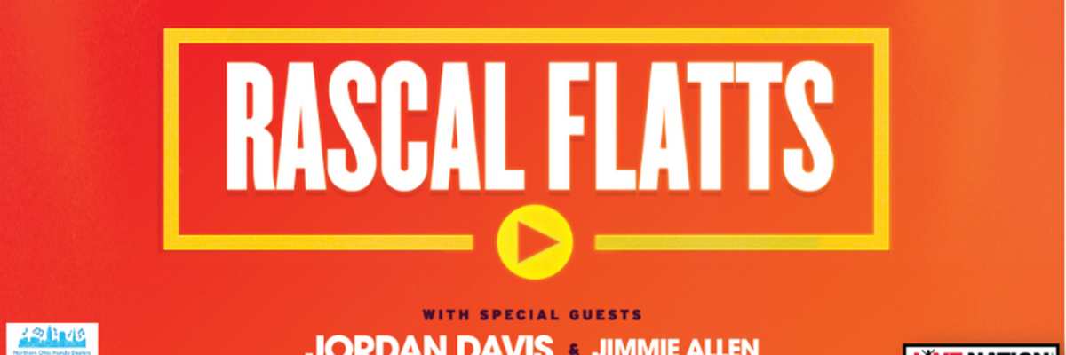 Rascal Flatts Ticket Giveaway