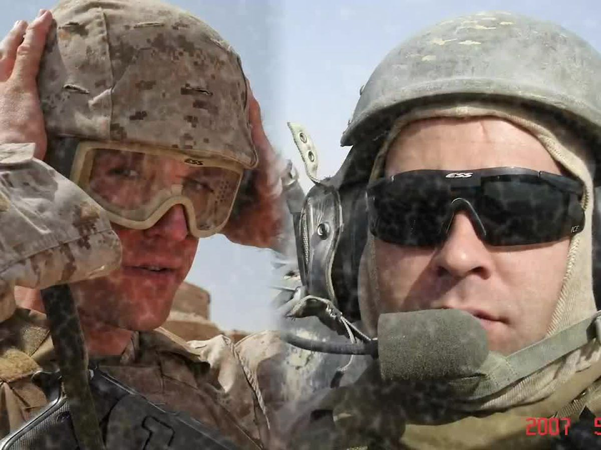 Veterans address extremism in the military debate