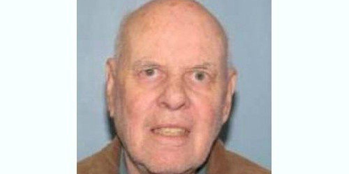 Missing adult alert cancelled after diabetic elderly man returns home