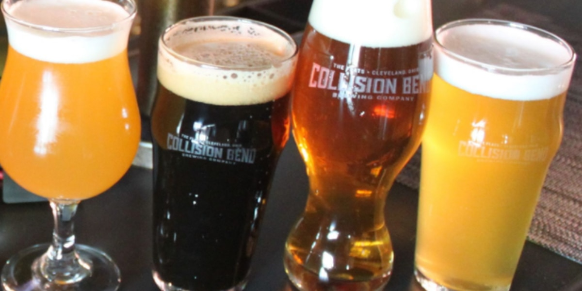 Cleveland's Collision Bend Brewing Co. voted Best Brewpub in the country