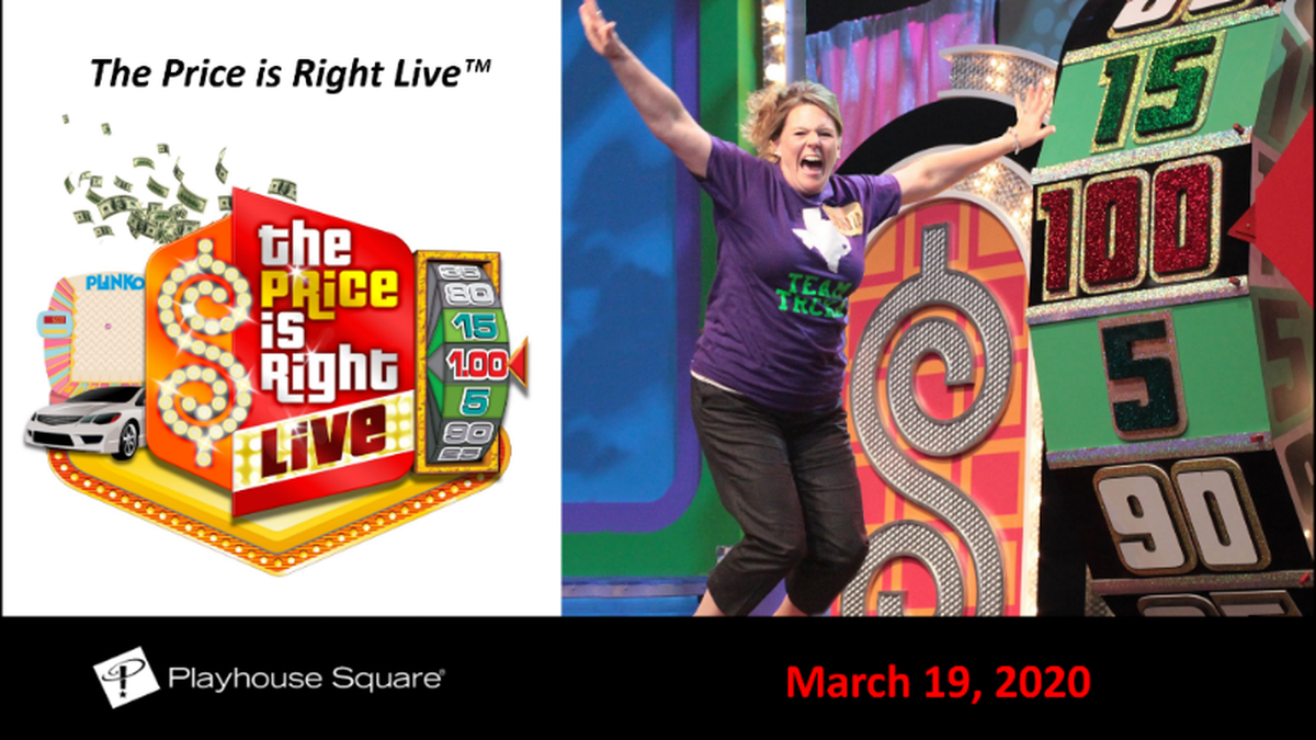 The Price is Right Live - Ticket Giveaway