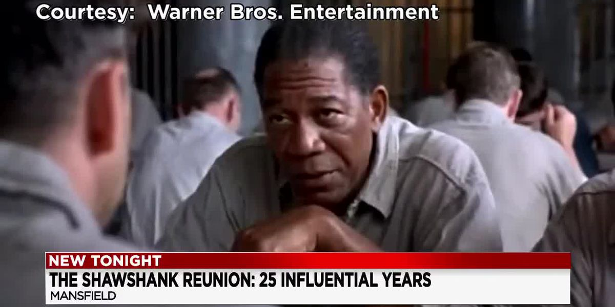 25th Anniversary of Shawshank Redemption comes to Ohio prison where it was filmed