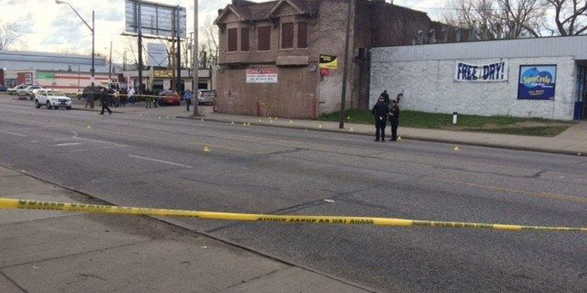 3 injured by gunfire Wednesday on Cleveland's east side