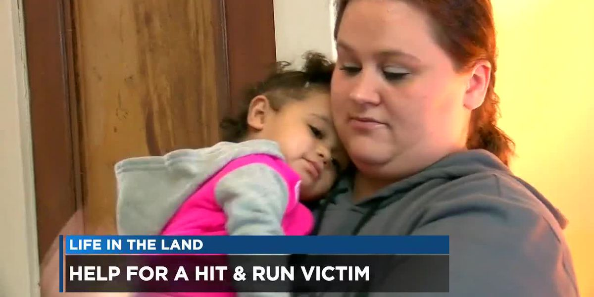 Family who's car was totaled in hit-and-run gets new ride thanks to benevolent Clevelander