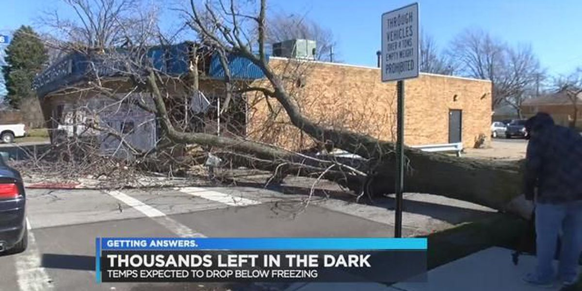 Several hundred people still without power in Northeast Ohio