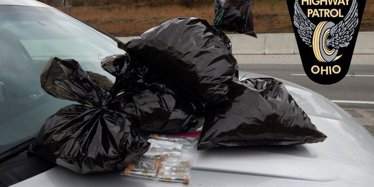 Troopers find hash oil and marijuana during Summit County traffic stop