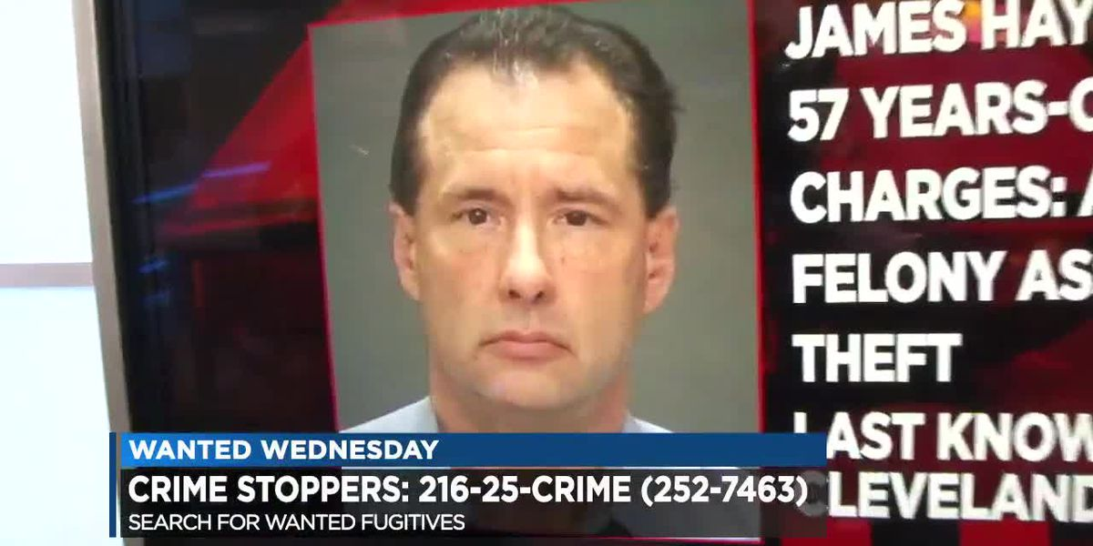 Cleveland criminals on the run from the law: Wanted Wednesday