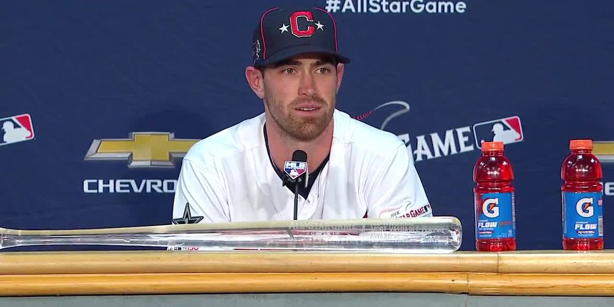 Shane Bieber All-Star Game MVP press conference