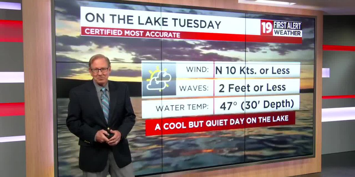 Northeast Ohio weather: Brief warming trend on the way