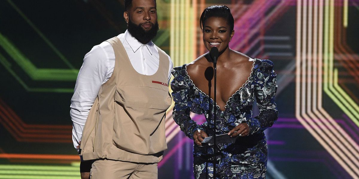 Odell Beckham Jr. chops blonde mop for 2019 ESPY Awards