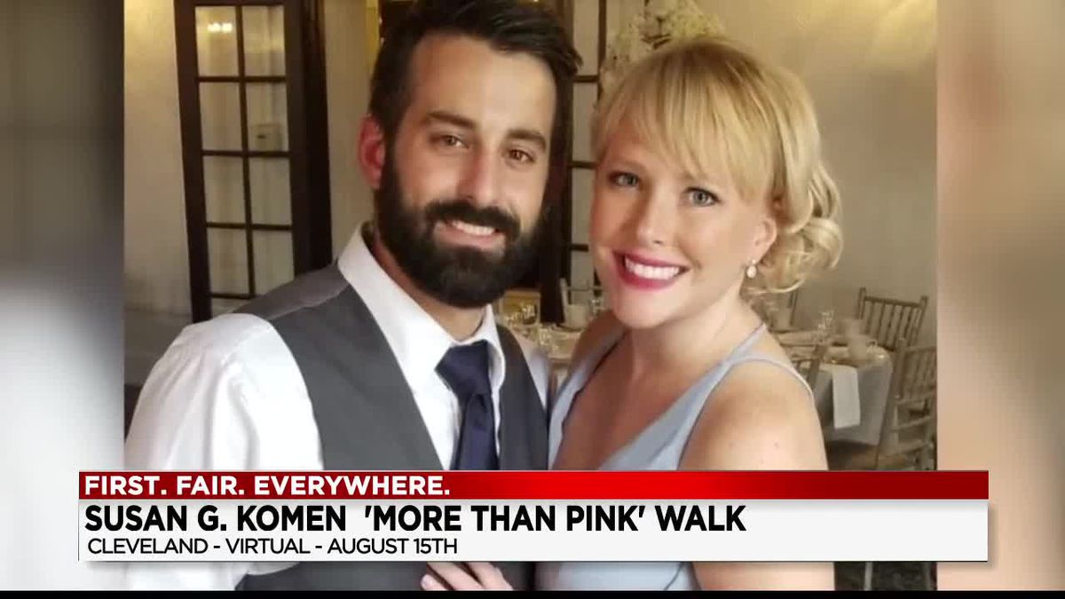 'More Than Pink' walk continues virutally
