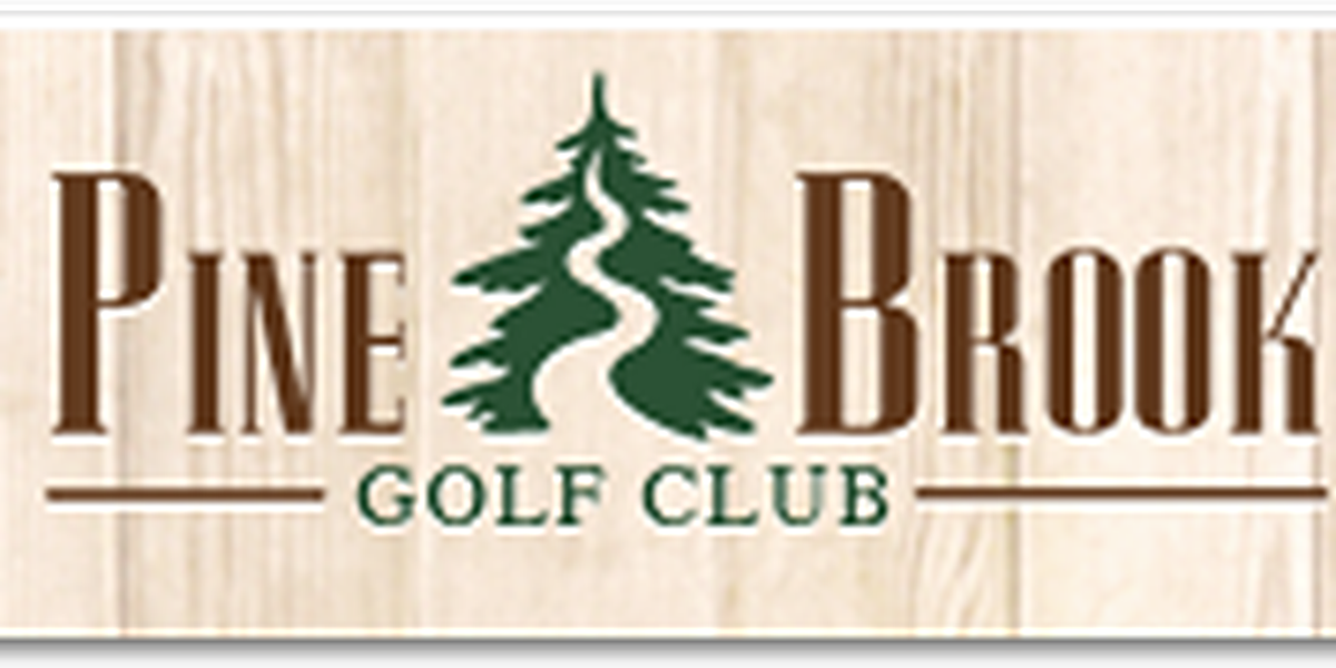 Half Off: Two Rounds of Golf + Cart for $ 39 at Pine Brook Golf Club!
