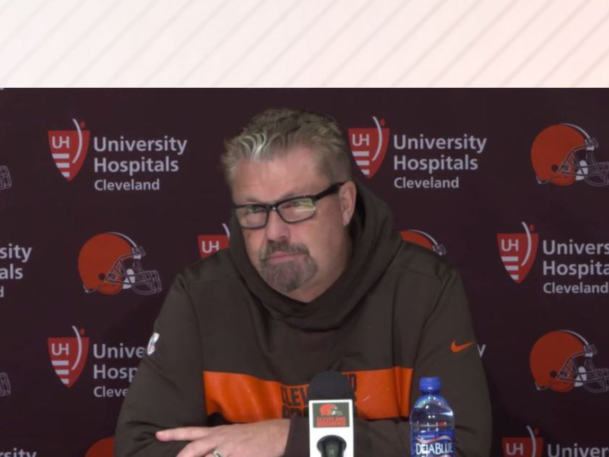 Gregg Williams already has more wins as head coach than Hue Jackson had with Browns