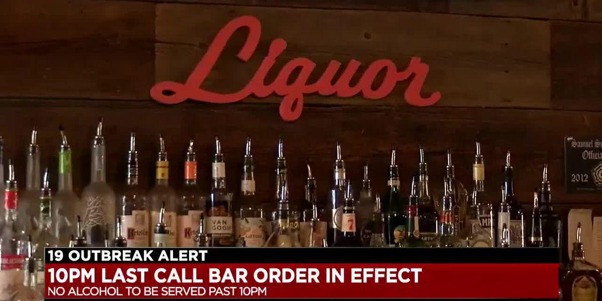 Ohio judge rules that 10 p.m. last call on liquor must remain in favor of Gov. DeWine