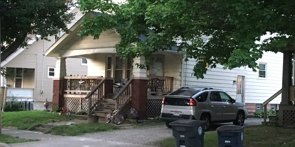 Vehicle strikes 1-year-old in Akron driveway, child hospitalized in critical condition